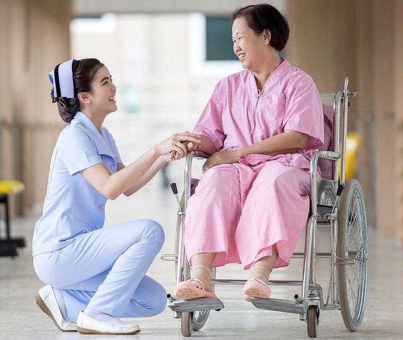 Senior Friendly Hospital Initiative In UK