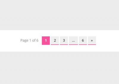 Pagination Style 2